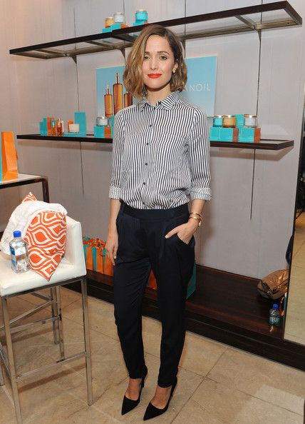 Rose Byrne Photos Photos - Actress Rose Byrne attends the Variety Studio…