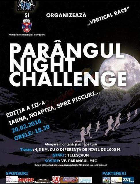EconBooking.com: Parangul Night Challenge, Parang