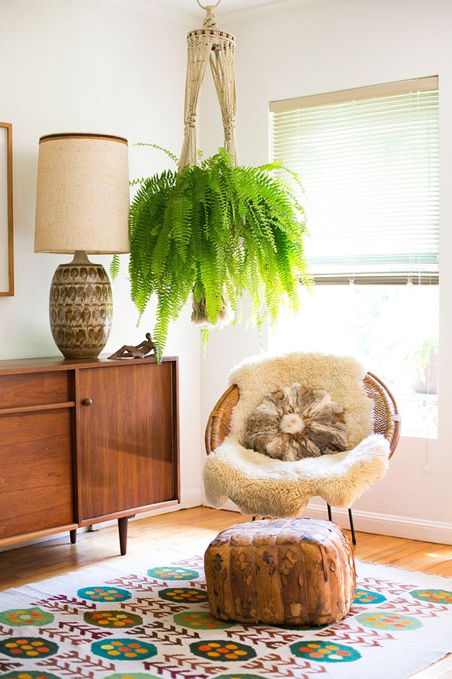 6 Tips to Create a Modern Boho Interior