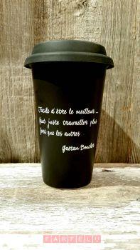 Tasse d'inspiration ,Gaétan Boucher