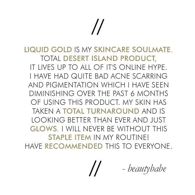 Sometimes you will find your soulmate disguised in a bottle of Liquid Gold ✨ #liquidgold #alphah #soulmate #love
