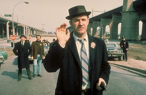 gene hackman • the french connection