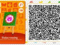 "Les qr codes Thème ""amiibo festival"" : Amiibo Festival Pattern Set #10"