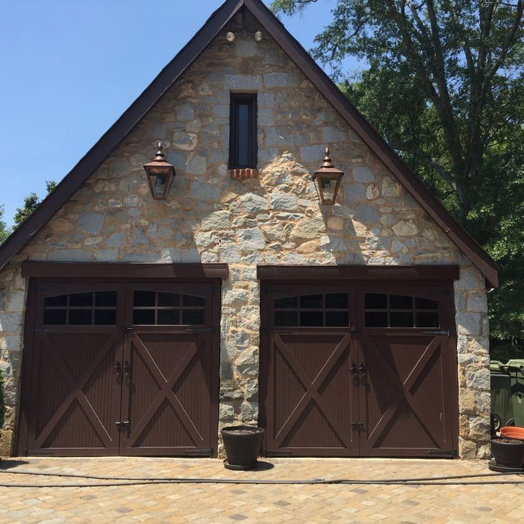 11 Best Garage Door Ideas 3 Car Images On Pinterest Door