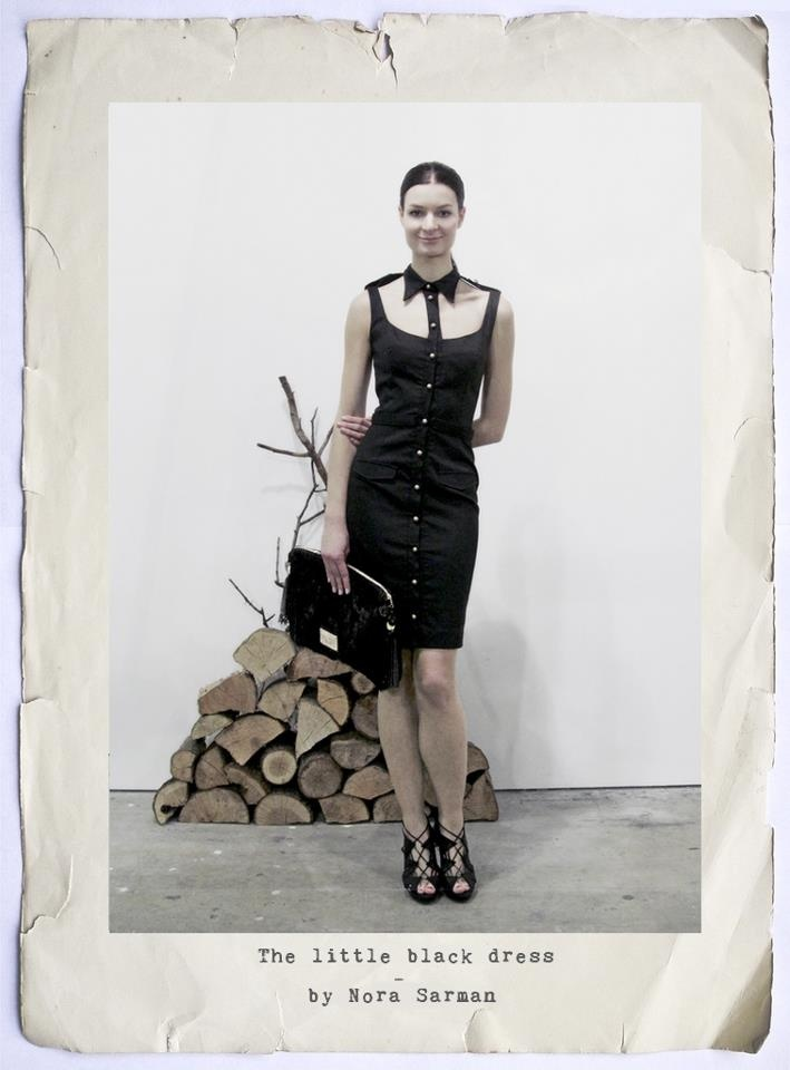Little black dress from Ourstlye