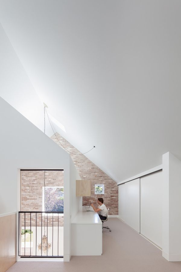 I'm a bit obsessed by architecture at the moment – have been for years actually – and was fascinated when I came across House Maher by Tribe Studio.