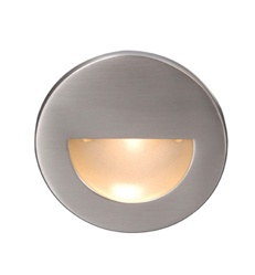 outdoor wall light for retaining wall