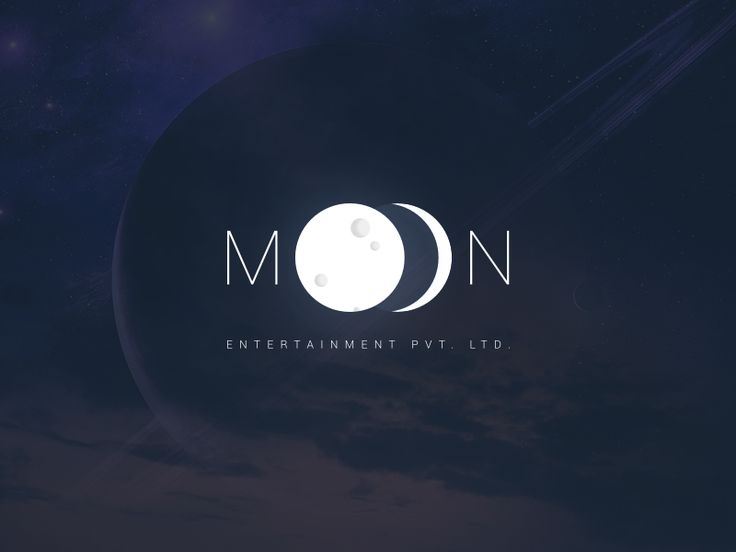 Moon Logo                                                                                                                                                                                 More