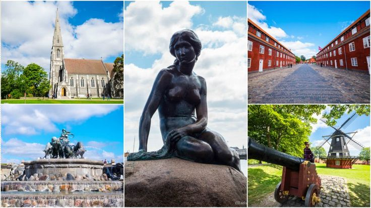 petite sirène Copenhague Danemark blog voyage lovelivetravel