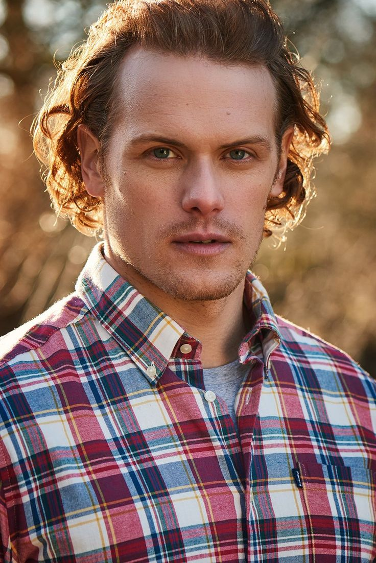 Sam heughan boyfriend sean bell - Here Are New Pics Of Sam Heughan From Barbour Photoshoot More After The Jump