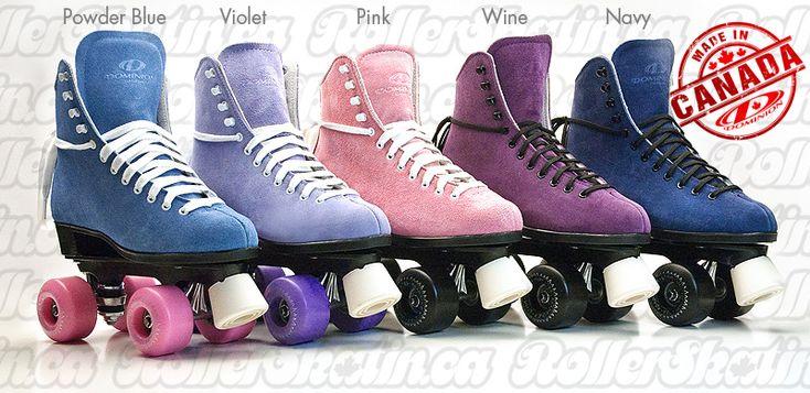 Soft & Sassy Outdoor Roller Skates!