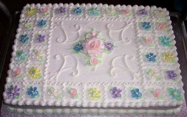 #bettycakes #shower #bridal #sheet #cakes #photo    – health-cleanse