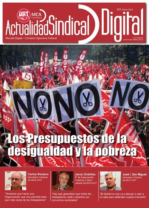 Ha salido Actualidad Sindical Digital 222 http://mcaugt.org/noticia.php?cn=21894