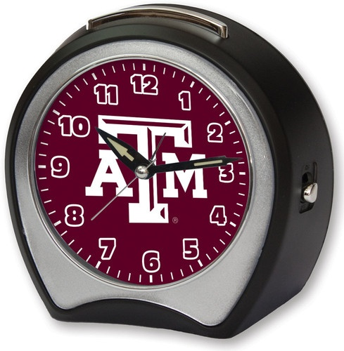 Texas  Aggies Alarm Clock w Fight Song