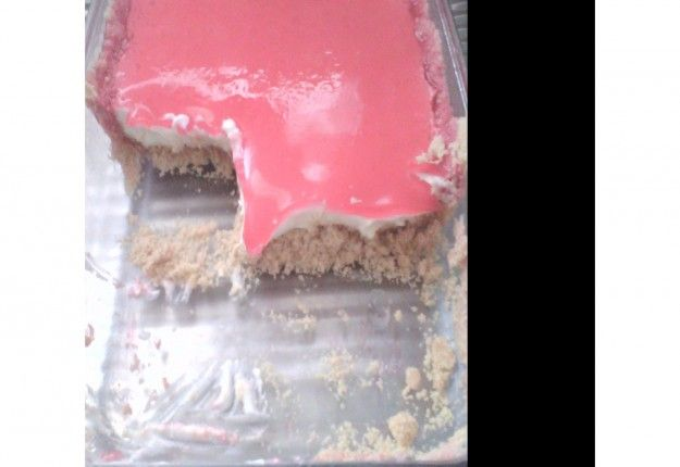 Jelly Slice - Real Recipes from Mums