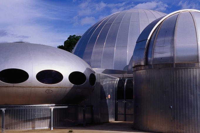 Canberra Space Dome & Observatory.