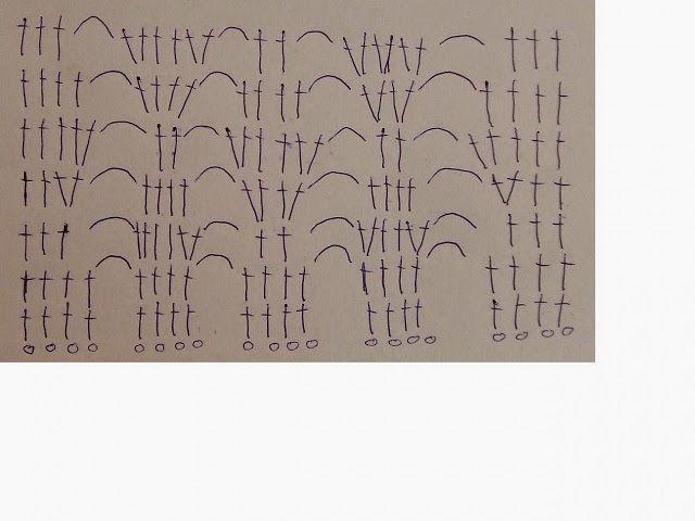 ergahandmade: Polish Star Crochet Stitch + Diagram + Video + Free Pattern Step By Step