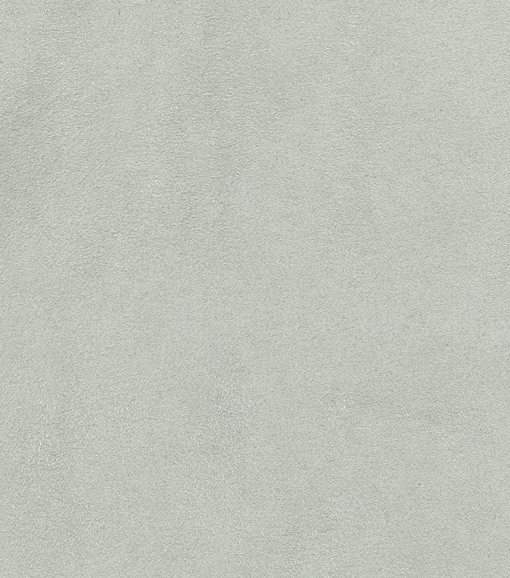 Signature Series Solid Faux Suede Fabric 54\u0022-Light Gray,