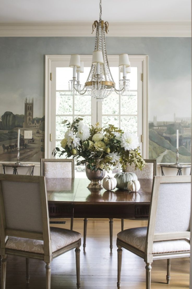 To Dine For Inspired Dining Room Decor