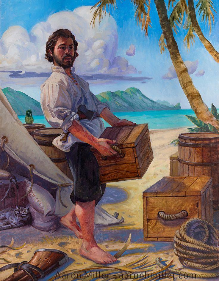 robinson crusoe 2019