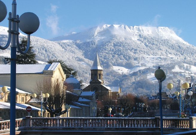 Découverte touristique de La Bourboule Puy de Dôme Auvergne