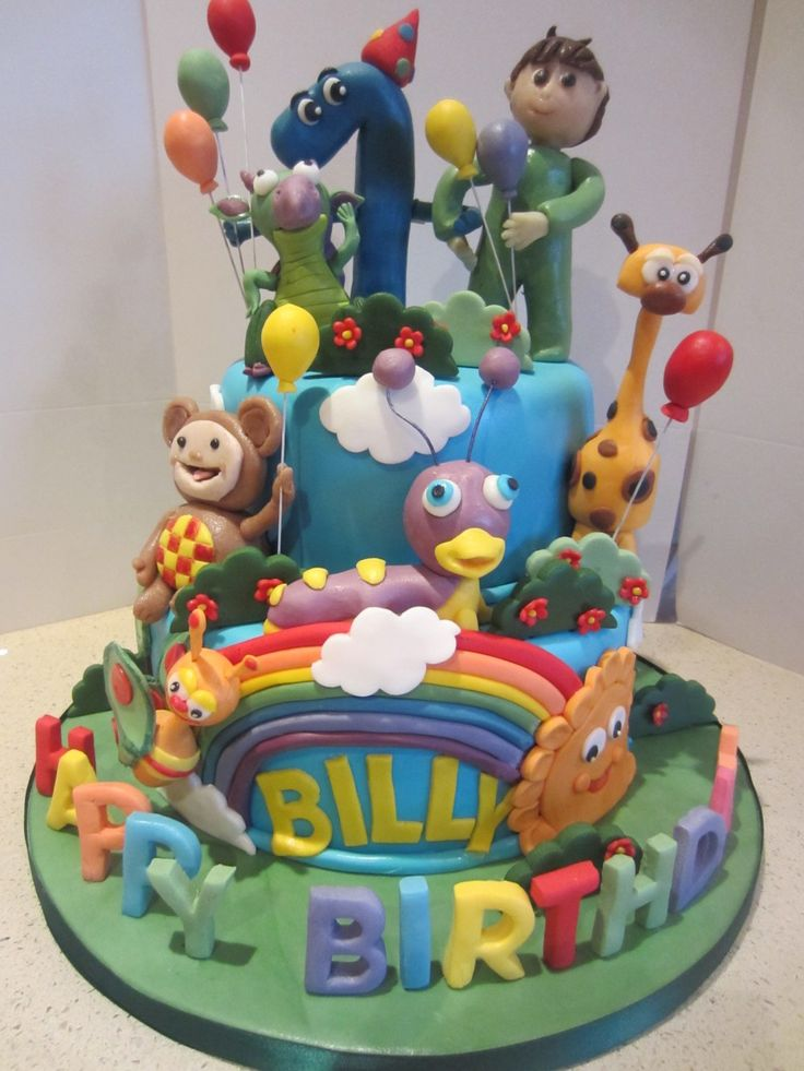 17 best images about birthdays on pinterest piglets for Baby tv birthday decoration