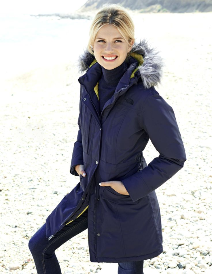 It doesn't get warmer than a down-insulated anorak, The North Face