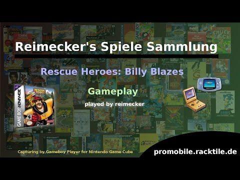 Reimecker's Spiele Sammlung : Rescue Heroes: Billy Blazes