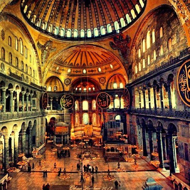 Ayasofya | Hagia Sophia in İstanbul, İstanbul