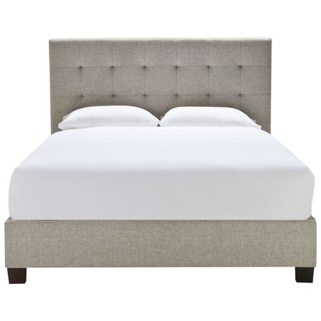 Marlo Queen Bed - I need a bed head and this one really appeals...