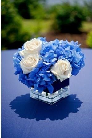 110 best images about deco de table bleu on pinterest - Deco table bleu ...