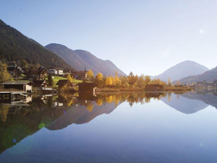 Sommerurlaub am Weissensee in #Kaernten