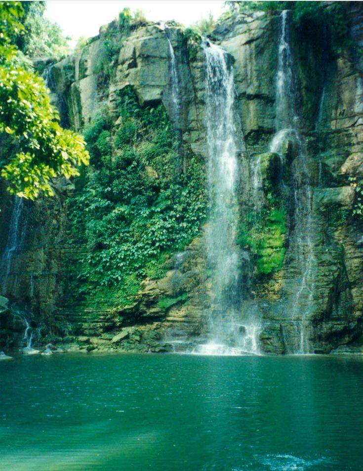 Sierra Maestra Waterfalls, Santiago de Cuba, Cuba