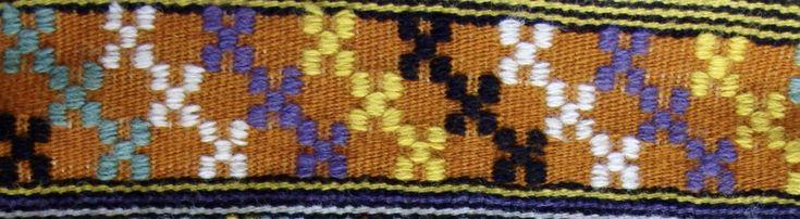 Oct 10 Swedish Art Weave – Part 2