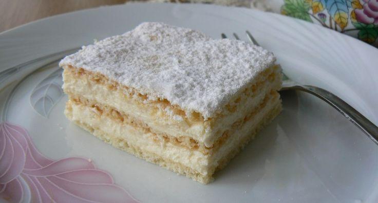 Omlós krémes | APRÓSÉF.HU - receptek képekkel