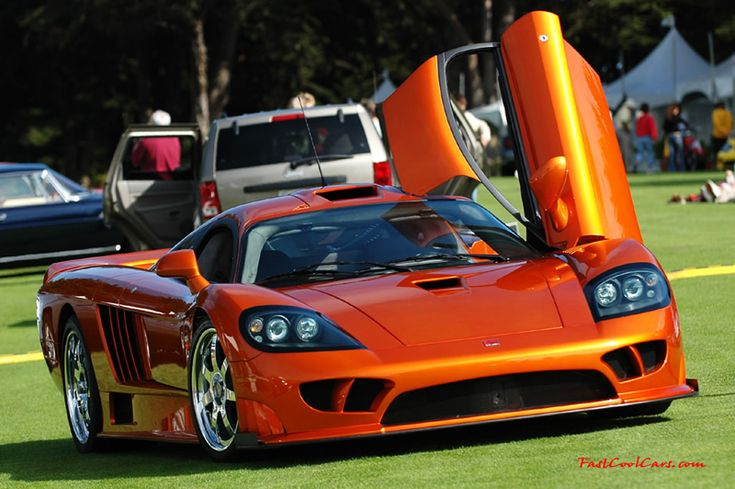 Exotic cars on fast cool cars - High performance at its best, money and horsepower. Saleen S7