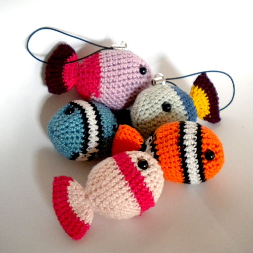 Gecko Lizard Amigurumi Crochet Pattern : Fish amigurumi Crochet Creations Pinterest