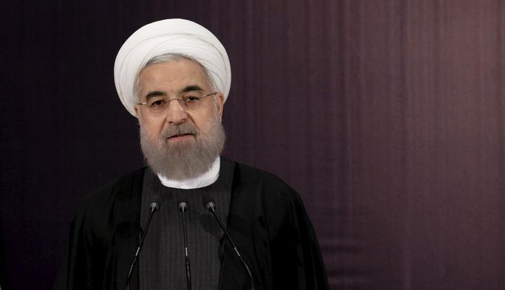 Iran's Rouhani says it's up to Muslims to correct Islam's image   Reuters