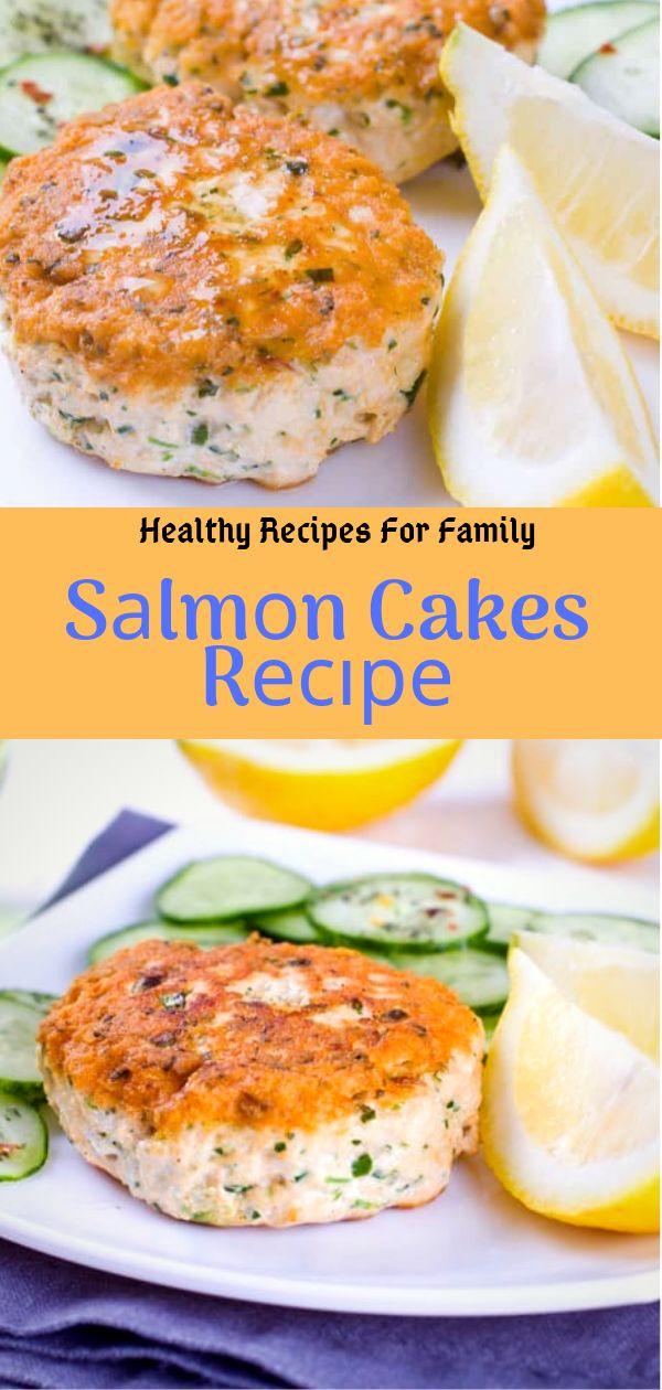 Gesunde Rezepte für die Familie   Sàlmòn Cakes RÉRES   – Eat Appetizers