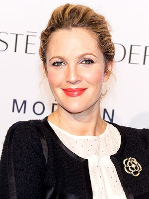 Orange You Dying To Know More About Drew Barrymore's Lipstick? | People.com