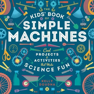 Introduces six simple machines, describing how they work in more complex machinery and how they are used every day.