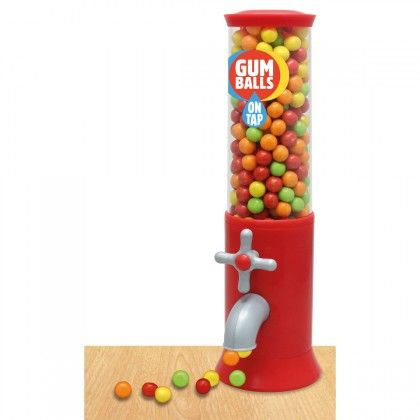 Maxi Distributeur de Chewing-Gums : Kas Design, distributeur de produits Originaux