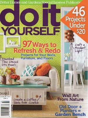 810 best books magazines crafts images on pinterest magazine do it yourself magazine fall 2012 97 ways to refresh redo solutioingenieria Gallery