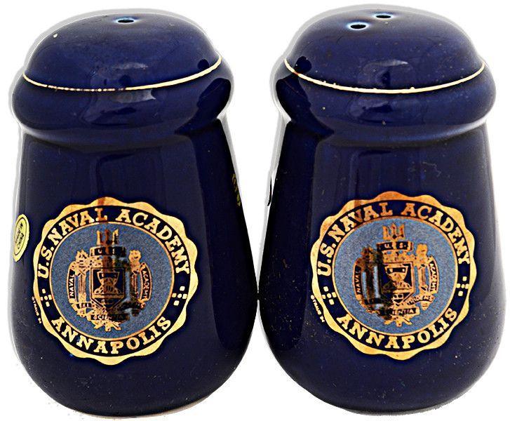 SPNA1 Salt & Pepper Set US Naval Academy