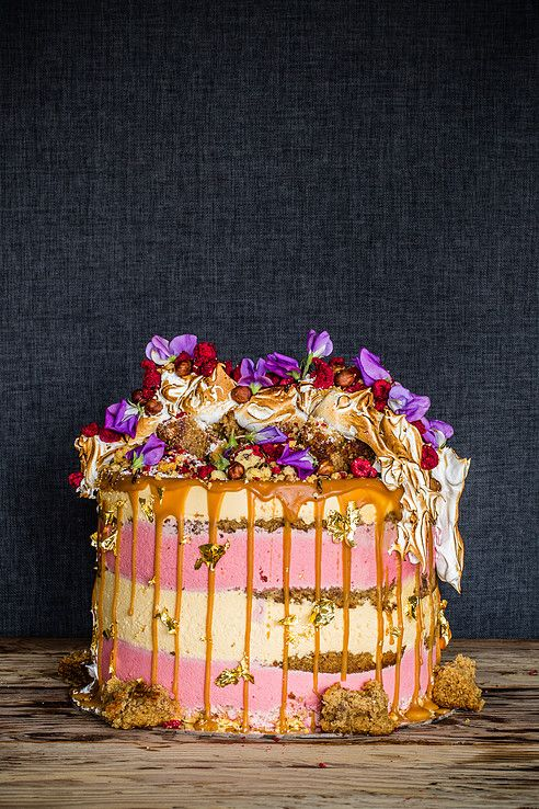Andy Bowdy Pastry Photo Gallery