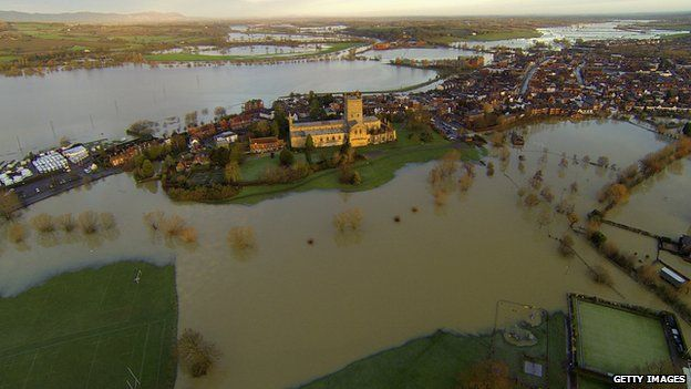 Lack of research linking climate change and floods is a 'scandal'