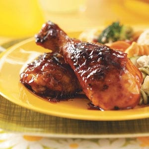 Great Grilled Ribs And Chicken Recipe — Dishmaps