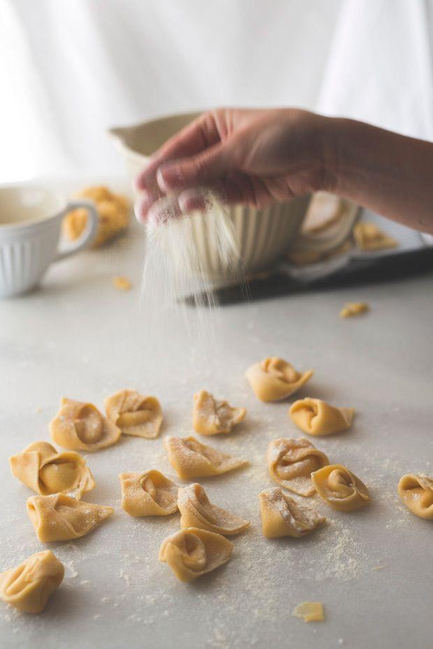 La Cocina de Carolina: Cómo hacer tortelloni