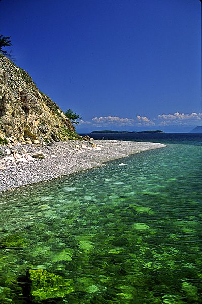 Lake Baikal in Siberia is the oldest lake, as well as the deepest lake on Earth.                                                                                                                                                      More