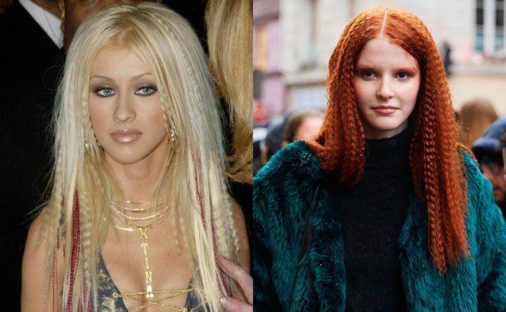¡Los icónicos peinados de los 90's vuelven para quedarse!